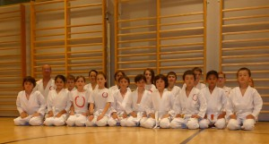 Karatedo Kids Gruppe Kramsach Kurs Frühjahr 2014
