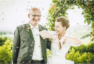 Regina und Werner heiraten 2014 HERZLICHEN GLÜCKWUNSCH